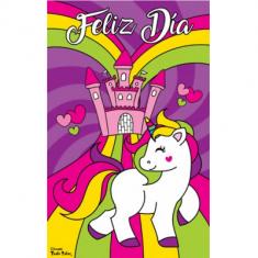 Unicornio Tc Afiche X 2