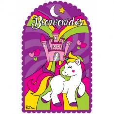 Unicornio Tc Poster Troquelado