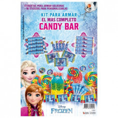 Frozen Co Candy Bar Armable