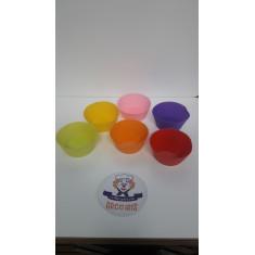 Sili Molde Redondo Cupcake X 6 Individuales