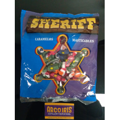 Masticables Sheriff X 90 Aprox -paysandu-222 Gs -halloween