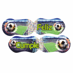 Futbol Gm Guirnalda X U