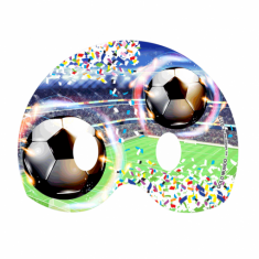 Futbol Gm Antifaz X 10 U.
