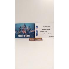 Free Fire Gm Invitacion X 10