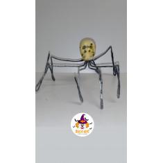 Hal Araña Calavera Flaca - 17406 Alfa                                                   Halloween