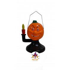 Calabaza Mediana Plast. X U - C/luz Y Sonido                                      Halloween