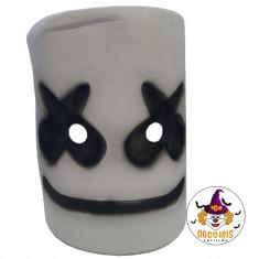 Goma Eva Mascara Ojal Xu - Conejita Sexy/emojies/simpsons/shrek/burro/robot/yodi/mask/star Wars/h.araña/guason/ironman/grinc