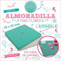 Almohadilla Para Flores Set X2-  La Botica