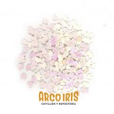 Confeti Iridiscente Corazon X 15 Gs-party Store-