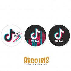 Stickers Tiktok 12 X 10 Planchas