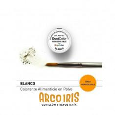 Dust Color Hidrosoluble Blanco X U.colorante Polvo Hidrosoluble                           Pascua