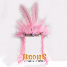 Carnaval Vincha Coya -trenzas- Nuevo Modelo-