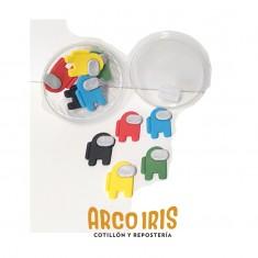 Azu Among-us X 10-                                                                                             Pascua