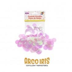 Confeti Circulos Polvo De Hadas X 15 Gs-party Store-
