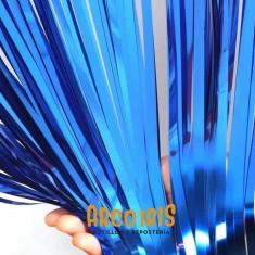 Cortina Metal Azul X U  --2.2 M X 120 Cm--rondinella-