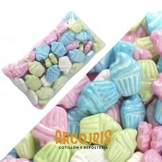 Drops X 35 Gs. Cup Cake - Pastelar- Pastillade Para Decoracion - Pascua