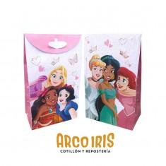 Princesas Co Bolsa Caramelera Papel X 8