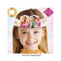 Princesas Co Coronitas X 6