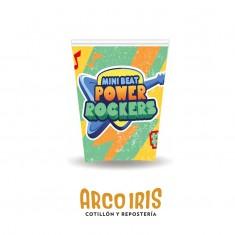 Rockers Vasos X 10 -                                                                                                    Mini