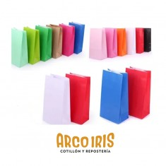 Bolsa Caramelera X 10 Colores Varios +5-5% Murillo