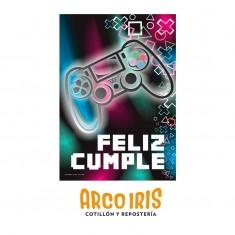 Play Game Poster Xu -                                                                                            Gamer