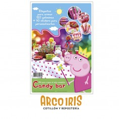Pig Candy Bar Armable  -peppa