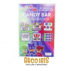 Pj Candy Bar Armable