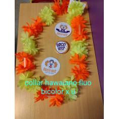 Collar Hawaiano Margarita Xu - Flowertime                                      Primavera