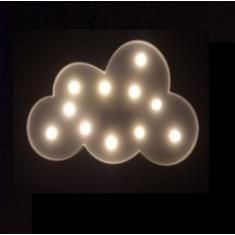 Cartel Led Nube