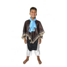 Patrio Vest. Vendedor Ambulante X U  T. 1-2-3-4-crost