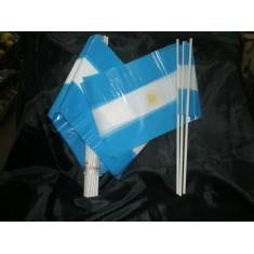 Banderas 15x25 X  25 Con Sol  Patrio