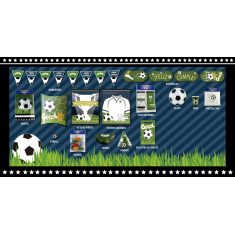 Futbol Bolsitas Plast. X 8 - Regina
