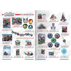 Avengers Mini Naipes X 6