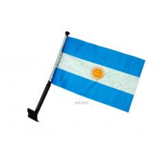 Bandera Plastica P/ Auto  X U -
