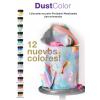 Dust Color Platinum Dorado Medio X U.  - Colorante Polvo Liposoluble                           Pascua