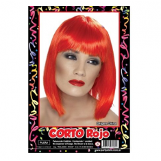 Pel. Corto Rojo X U                        -party Store