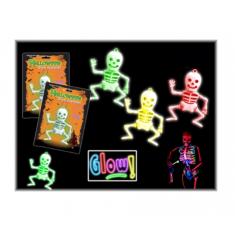 Lumi Colg. Quimico Esqueleto X U