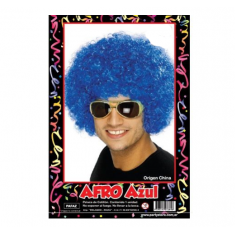 Pel. Afro Azul X U                        -party Store