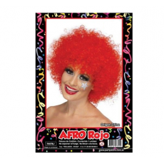 Pel. Afro Rojo X U                        -party Store