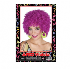Pel. Afro Violeta X U                        -party Store