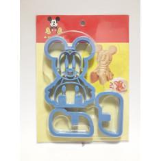 Cort. Marcador Mickey 3 Piezas X U-