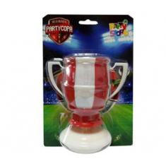 Bengala Copa Futbol Giratoria C/musica X U.                                 Party Store