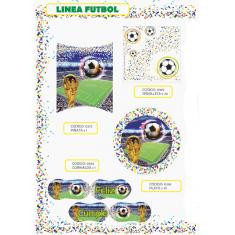 Futbol Gm Servilleta X 20