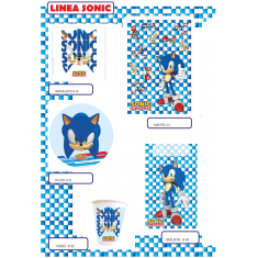 Sonic Gm Sorbetes X 10