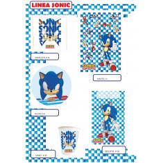 Sonic Gm Cajita Golosinera X 8 U.