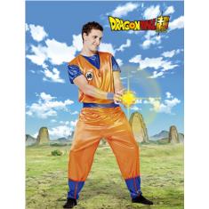 Disfraz Adulto Goku Xu - Dragonball                         Candela Halloween