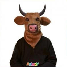Animov Vaca Mascara