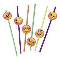 Sorbete Emoticon Rotti  X 6 -