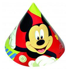 Mickey Co Gorros X 10