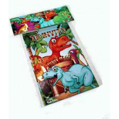 Dino Park Invitacion X 10